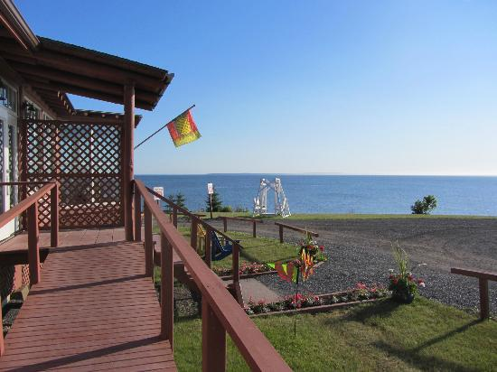 Pictou Lodge Beachfront Resort: The lodge