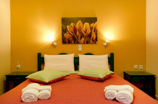 Kaliviani Traditional Hotel: Double Room with sea view