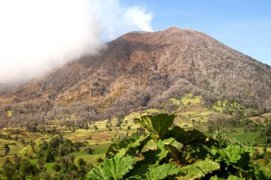 Volcan Turrialba Lodge: Volcan Turrialba