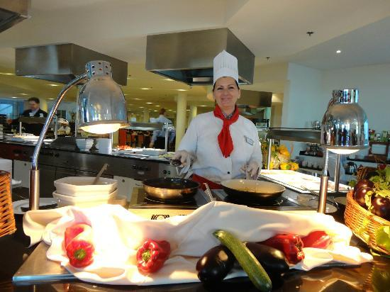 Valamar Lacroma Dubrovnik : great friendly cook