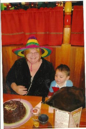 Montezuma's: My Birthday Hat