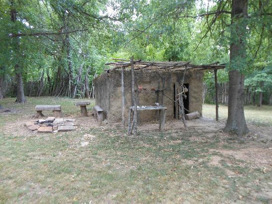 Cherokee Heritage Center: Inside the village
