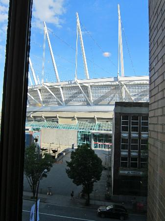 Georgian Court Hotel: BC Place