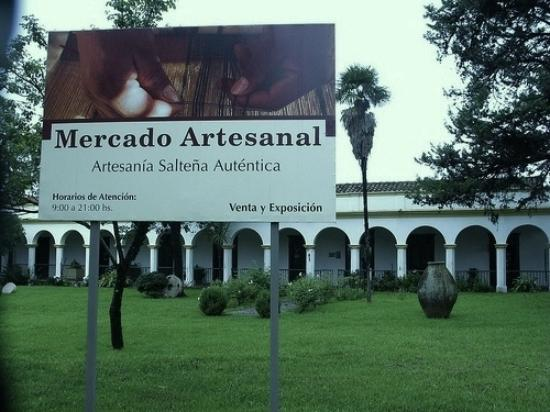 Mercado Artesanal Tradicional