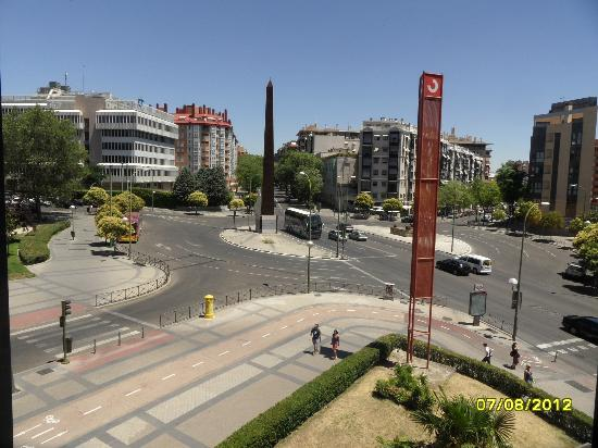 Stylish cercanias c 1 airport train picture of holiday - Hotel piramide madrid ...