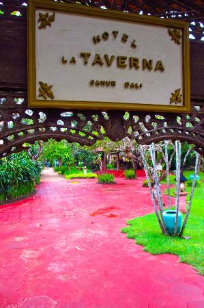Hotel La Taverna: Hotel