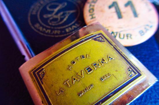La Taverna Suites: Lock