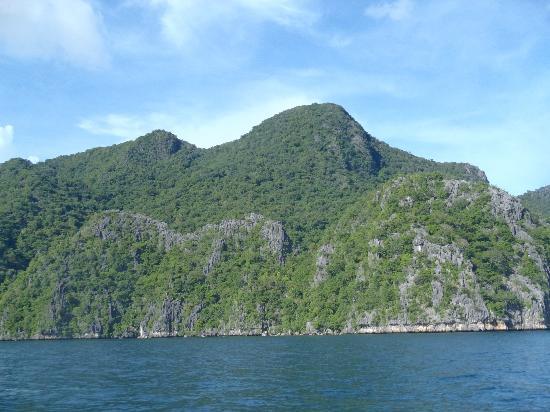 Coron Bay: Siete pecados