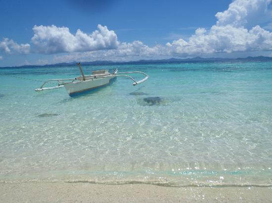 Coron Bay: Banol Beach