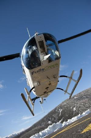 Falls Creek Heli-Shuttle - Private Tours