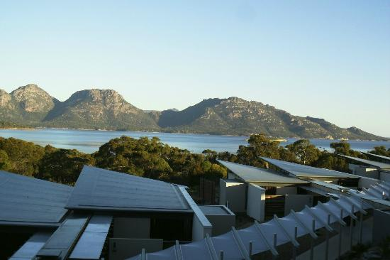 Saffire Freycinet: Stunning views from everywhere you look