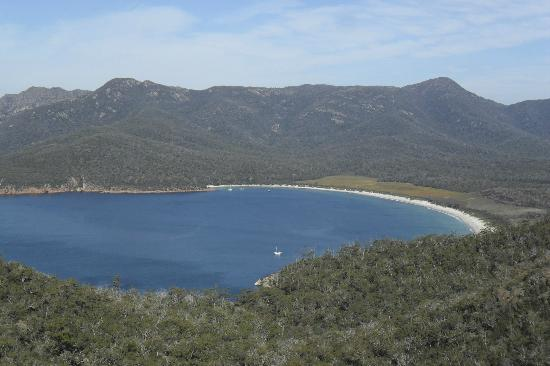 Saffire Freycinet: Wineglass Bay