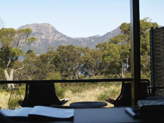 Saffire Freycinet: stunning views