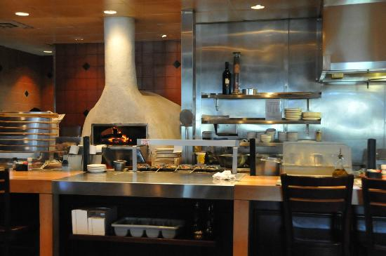 Wood Fired Oven Picture Of Carrabba 39 S Italian Grill