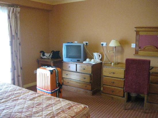 Aran Islands Hotel: 部屋