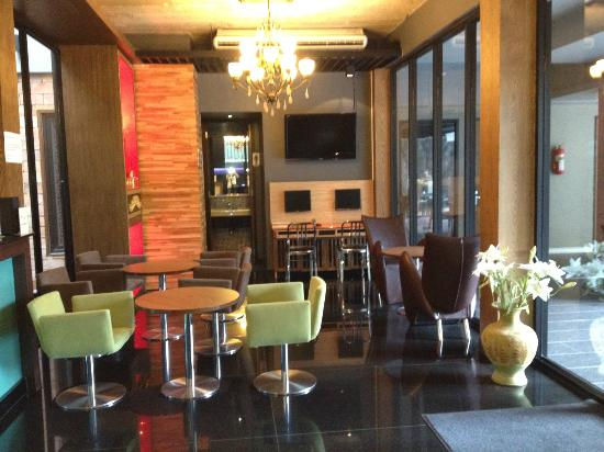 Siam Swana Hotel: Reception Area