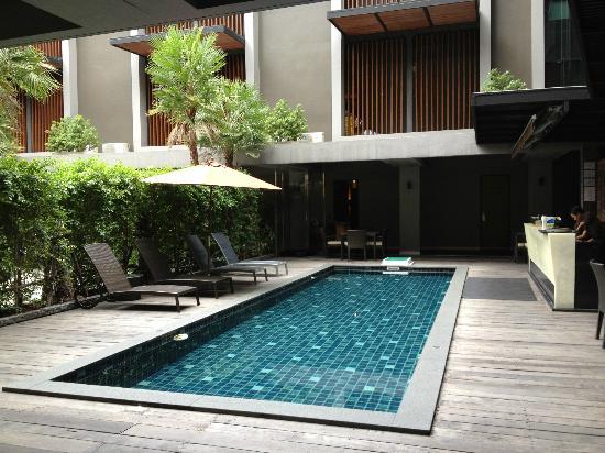 Siam Swana Hotel: Pool
