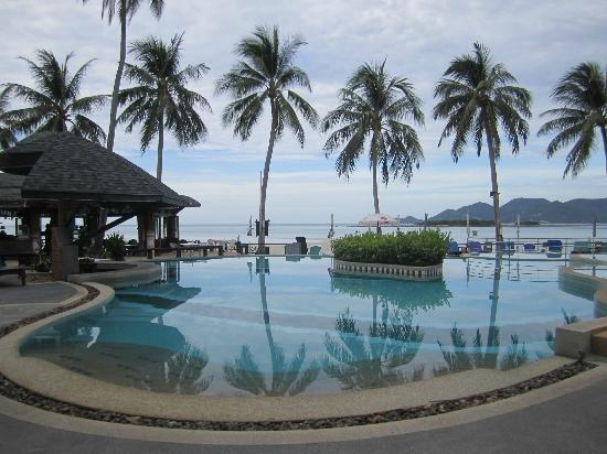 Chaba Cabana Beach Resort: Pool
