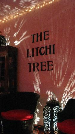 The Litchi Tree: The calm lounge
