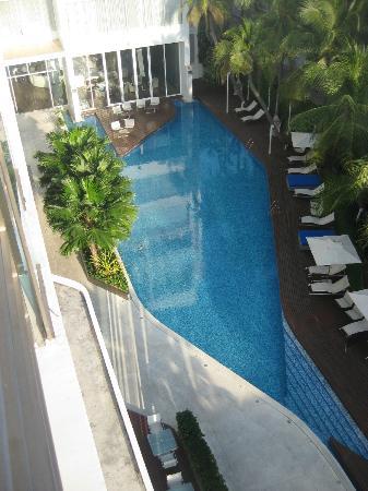 Hotel Baraquda Pattaya - MGallery by Sofitel: Room View