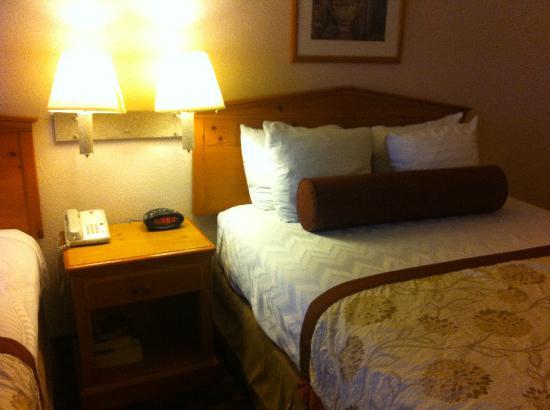 Best Western Plus Gateway Inn & Suites: queen bed
