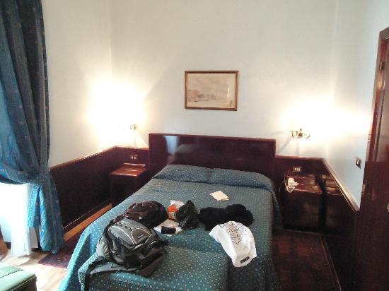 Hotel Nord Nuova Roma: Habitacion doble