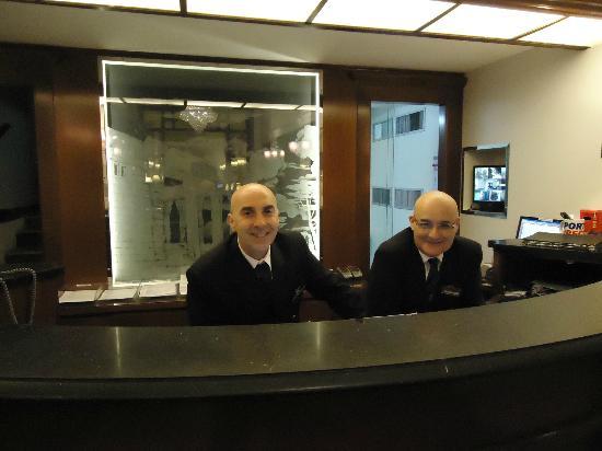 Hotel Nord Nuova Roma: cordialidad