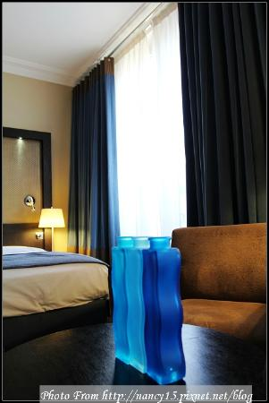 Hotel Elysees Regencia Paris: Room