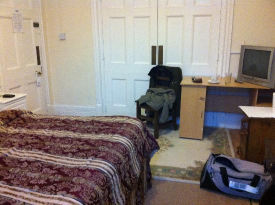 Kilronan House: chambre