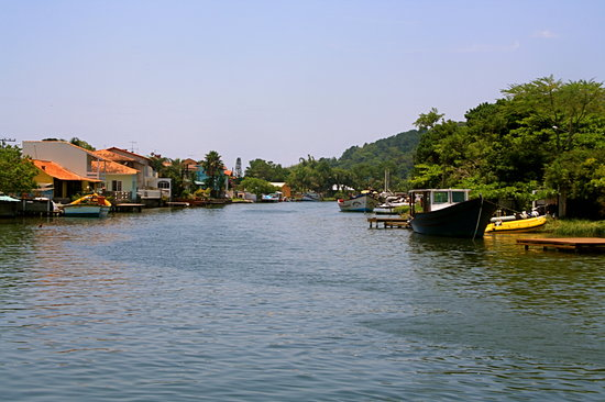 Novotel Florianopolis: Florianopolis Canal