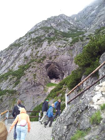 Werfenweng, Østerrike: Ingresso grotte di ghiaccio Eisriesenwelt