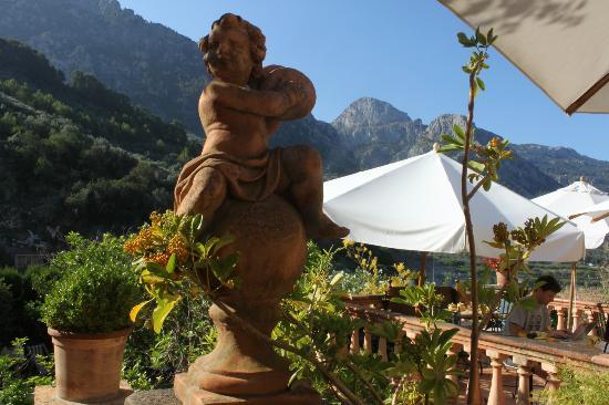 Ca'n Reus Hotel: Garden