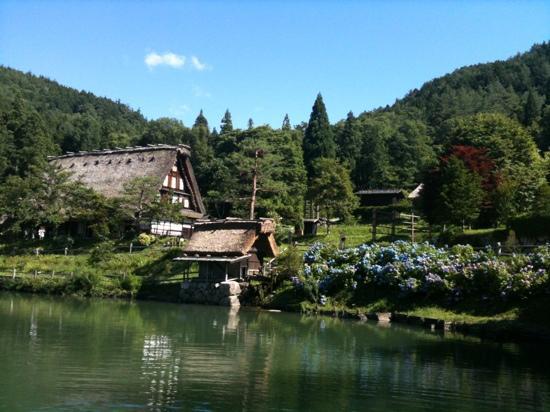 Takayama, Japan: appena entrati