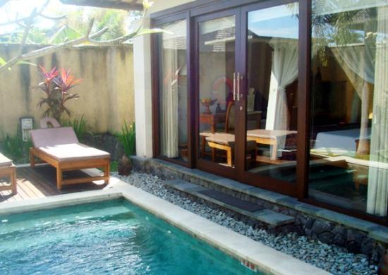 The Sanyas Suite Seminyak: view of the room