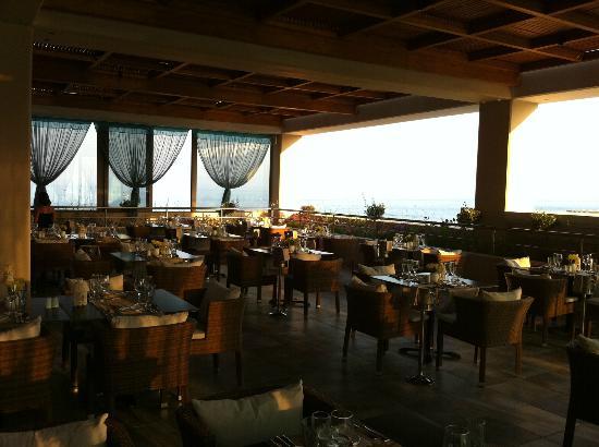 La Marquise Luxury Resort Complex: superbe restaurant à la carte - pensez à réserver !