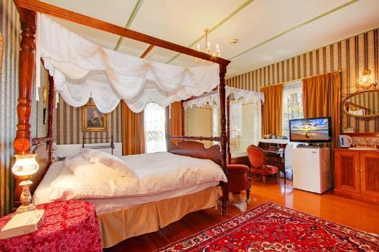 Quality Inn Heritage Edenholme Grange: Victoria Honeymoon suite