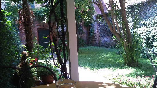 3749 Ponte Chiodo: garden