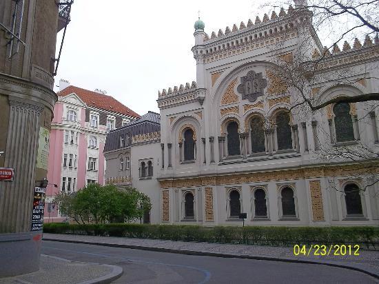 Spanish Synagogue, Jewish Museum in Prague: シナゴーグ
