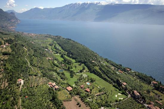 Golf Bogliaco: Il Campo, il Lago di Garda