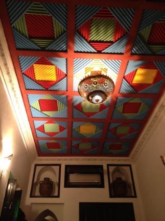 Riad Tamarrakecht: my room