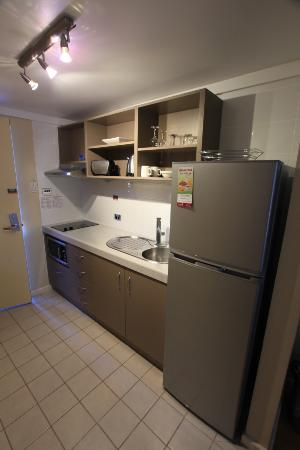 Broome-Time Accommodation: Kitchen facilities