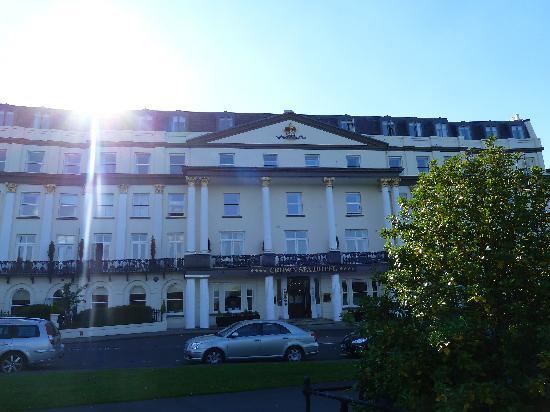 The Crown Spa Hotel Scarborough Tripadvisor