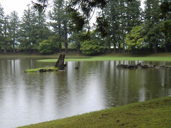 Hiraizumi-cho, Japan: 毛越寺