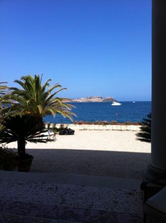 Hotel Villa Ottone : la vista meravigliosa