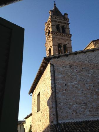 Albergo Ristorante Le Mura : view