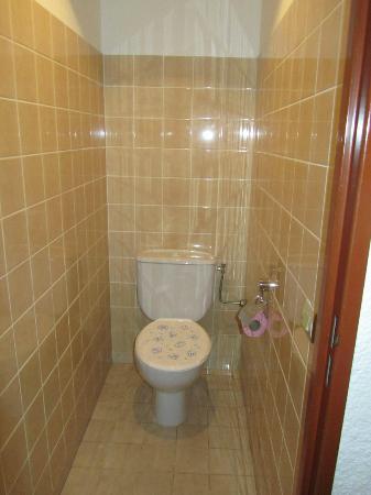 Hotel Teranga : WC