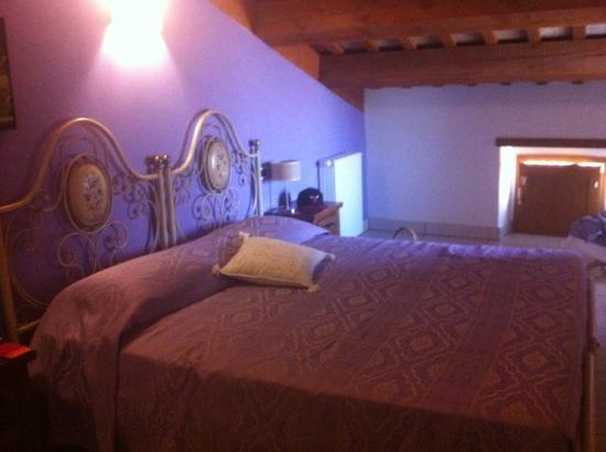 La Casa del Palombaro: camera