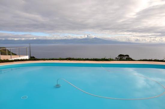 Quinta das Figueiras: Vista piscina