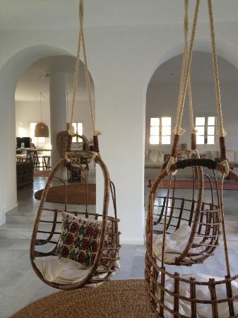 San Giorgio: Lobby