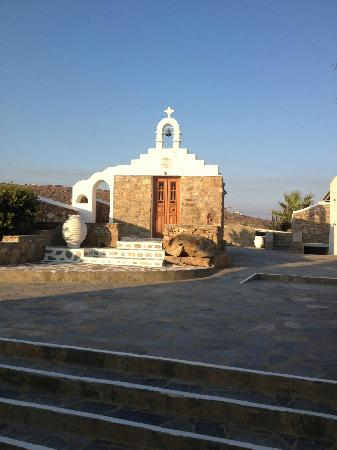 San Giorgio: Little chapel in the resort
